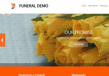 Funeral Demo Image